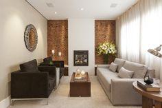 43 espaços com lareira assinados por profissionais do CasaPRO - Casa