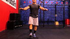 "Reebok CrossFit ONE Movement Demo ""Pistol Squat"""