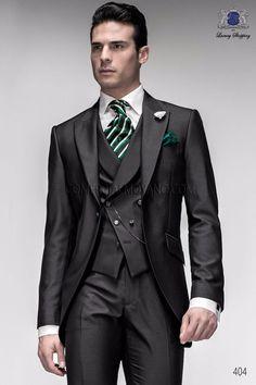 New Arrival Groom Tuxedo Groomsmen Peak Lapel Wedding/Dinner/Evening Suits Best Man Bridegroom (Jacket+Pants+Tie+Vest) Price history. Groom Tuxedo, Tuxedo For Men, Groom Suits, Wedding Suits, Wedding Men, Wedding Dinner, Party Wedding, Wedding Dresses, Prom Blazers