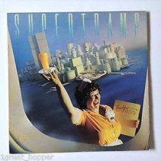 #LosAngeles CA Merchandise / #Supertramp Breakfast in America #vinyl #LP SP-3708 DEMO STAMPED 1979 - Geebo