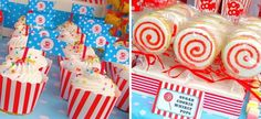 Circus Themed Birthday Party — Celebrations at Home