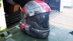 Halo 3 ODST Wearable Custom Helmet