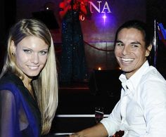 Julio Iglesias Jr. Weds Model In Madrid