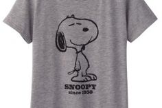 Snoopy at Uniglo