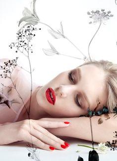 Dior Magazine Spring 2016 - Sofia Mechetner - Camilla Akrans