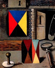 La puerta abierta (1932), de Antonio Berni