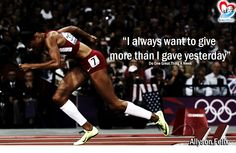 Allyson Felix, 6 Olympic Gold Medals