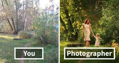 Ordinary People VS. Photographers: Experiment Shows How Differently Same…