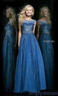 Hermosos vestidos para fiesta de graduación | Moda 2015