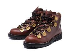 「Danner」ブーツ BIG D DARK BROWN/GOLD