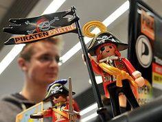 Playmobil hat keinen Bock auf Piraten: Spielzeugfiguren sind politisch neutral.