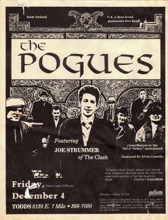 The Pogues feat. Joe Strummer