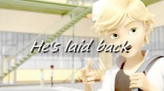 (3/8) http://moonspickle.tumblr.com/post/135509241344/miraculous-ladybug-character-opposites