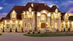 Big Mansions I would like to have one for my dream house or as my actually house.