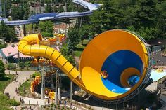 There is one of these at Great Wolf Lodge and its the scariest darn thing i have ever been on!!!!