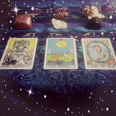 3 card quickie! #tarot #tarotreadings Check out this item in my Etsy shop https://www.etsy.com/uk/listing/242151883/tarot-cards-tarot-deck-tarot-reading