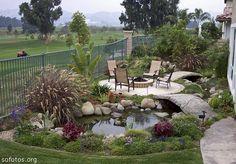 Foto de paisagismo e jardinagem