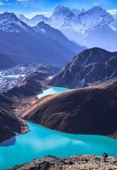 Morning Trek To Gokyo Ri, Sagarmatha NP, Nepal by Feng Wei Photography