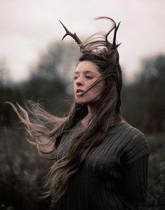 Девушка в стиле indie-rock - Лена Русалка