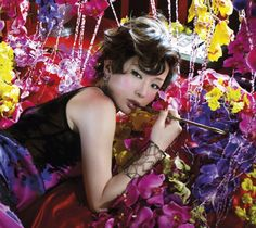 Shiina Ringo, Great Speakers, Fly On The Wall, My Muse, How To Make Bed, Image Sources, Beautiful World, Fashion Art, Wedding Day