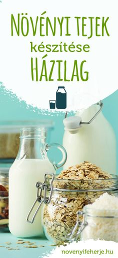 Milk Recipes, Vegetarian Recipes, Cooking Recipes, Healthy Recepies, Healthy Snacks, Healthy Plate, Plant Based Diet, Raw Vegan, Vegan Gluten Free
