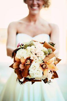 Fall wedding flower bouquet  Photography by Olga Thomas- www.chicweddingphoto.com