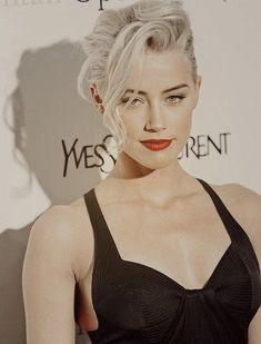 Tips For Changing Your Hairstyle – Hair Wonders Amber Heard Hair, Amber Heard Style, Beautiful Girl Image, Most Beautiful Women, Amber Herd, Thalia, Taurus, Famous Girls, Portraits