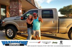 https://flic.kr/p/KqPcny | Happy Anniversary to Troy on your #Ford #Super Duty F-250 SRW from Ashley Centers at Waxahachie Dodge Chrysler Jeep! | deliverymaxx.com/DealerReviews.aspx?DealerCode=F068