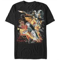 Star Wars Slave Fett Action T-Shirt