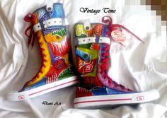 High sneakers2