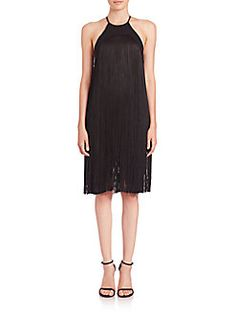 Parker - December Fringe Dress