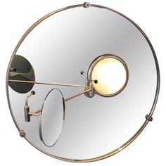 Eileen GRAY - Miroir Satellite - 1927 (STYLE INTERNATIONAL)