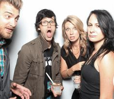 Rhett And Link And Wives!