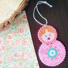 Matryoshka hama perler beads by tamatek