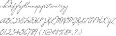 Free Font Windsong by Bright Ideas | Font Squirrel