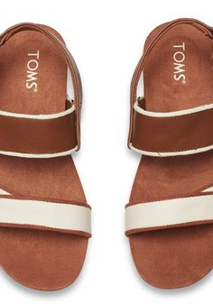 You'll find that the TOMS Tierra Sandal is worth wearing.