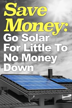 The Residential Renewable Energy Tax Credit is a little-known government program that helps put solar on your home for little to no money down. With this tax credit, which expires on December 31, 2016, homeowners can reduce their utility payments by hundreds of dollars per year!