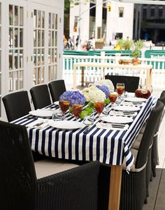 In addition to having a great kitchen, my future home will also have a great patio with great deck furniture :)
