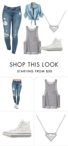 """""""Mall Time"""" by danielledc3 on Polyvore featuring Converse"""