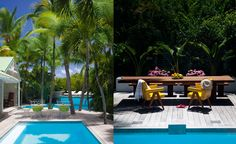 La Banane, a great hotel to stay in St Barth