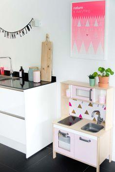 IKEA Duktig keukentje pimpen