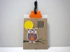 cute owl treat