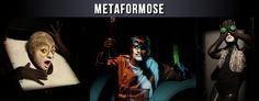 Espetáculo Metaformose _ Grupo Girino Teatro de Bonecos e Animação
