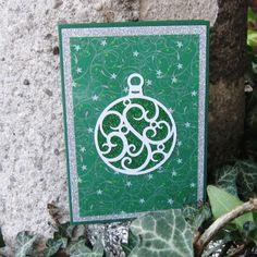 zelená baňka