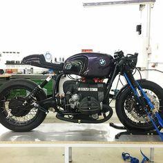 BMW Cafe Racer  https://www.facebook.com/MototcyclesAndMore/