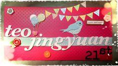 Birthday card for Jing Yuan Teo