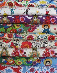 Alexander Henry Folklorico fabrics http://3.bp.blogspot.com/-Of4zytYZwR4/T7qLGzSYa3I/AAAAAAAAGOw/oQq9idmzWhk/s1600/AH+Folklorico.jpg
