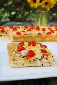 Club House Chicken Squares | Tasty Kitchen: A Happy Recipe Community!