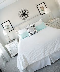 Benjamin Moore Moonshine. Nate Berkus go to wall color living room accent wall