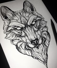 ___________________________________ - New Tattoo - Tattoo-Ideen Wolf Tattoos, Hand Tattoos, Side Tattoos, Body Art Tattoos, Full Neck Tattoos, Tattoo Bicep, Wolf Tattoo Sleeve, Sleeve Tattoos, Wolf Tattoo Design